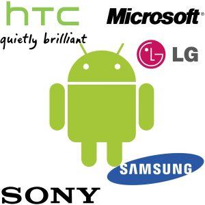 Tablet of Smartphone van ander merk